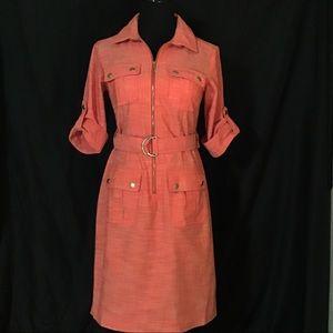 Women's Cargo Pocket Dress